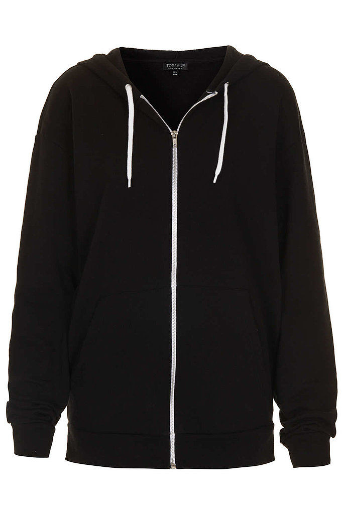 This Topshop Oversized Hoodie ($35) will become a go-to for hanging out — or hanging around the house.
