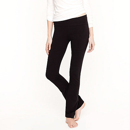 For yoga and beyond — these J.Crew Foldover Knit Pants ($50) will serve you well.