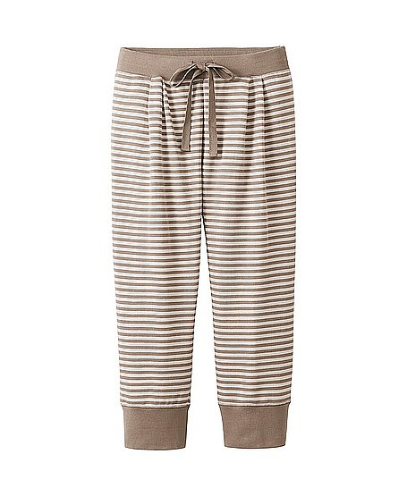 We're obsessed with the stripes on these Uniqlo Cropped Lounge Bottoms ($13).