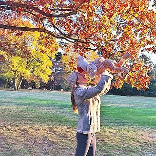Celebrity Moms' Instagram Pictures Week of Nov. 17, 2013