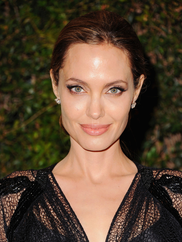 At the Governors Awards, Angelina Jolie showed us why her flawless beauty will always reign the red carpet.