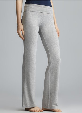 A hip-hugging, foldover waistband makes these Tart sleep pants ($18) a little sexier than your average PJs.