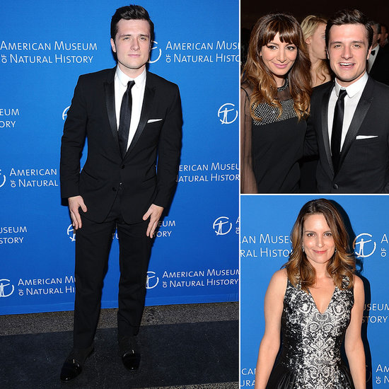 Josh Hutcherson Preps For His Hosting Gig With SNL Stars