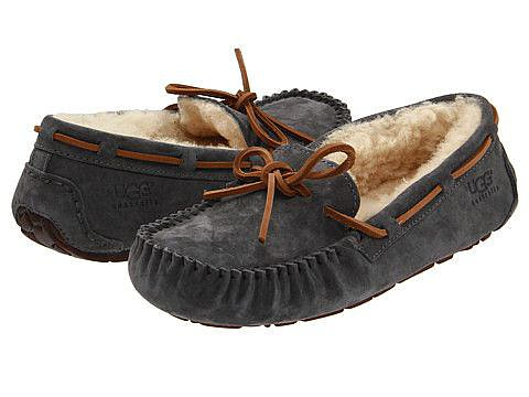 I'm one of the many Ugg converts who have realized how great they are, because they're crazily comfortable and last forever. The brand's Dakota slippers ($100) are a treat for anyone who loves creature comforts, and these ones in pewter are even pretty stylish. — Shannon Vestal, TV and movies editor