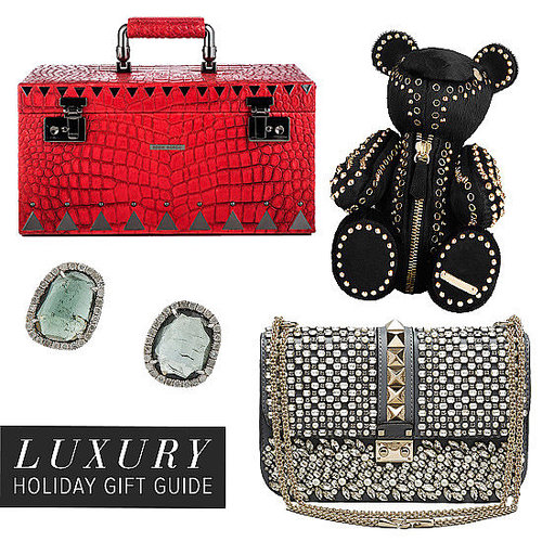 If you're looking for a big-ticket item this holiday (or simply want some retail daydream fodder), look no further than POPSUGAR Fashion's luxe shopping guide. From croc-embossed jewelry boxes to designer stuffed animals, there's something for everyone on your list. A caveat? For gifts this special, someone should have been very, very good.