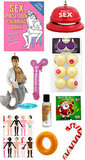 <h2>X-Rated White Elephant Gifts</h2>