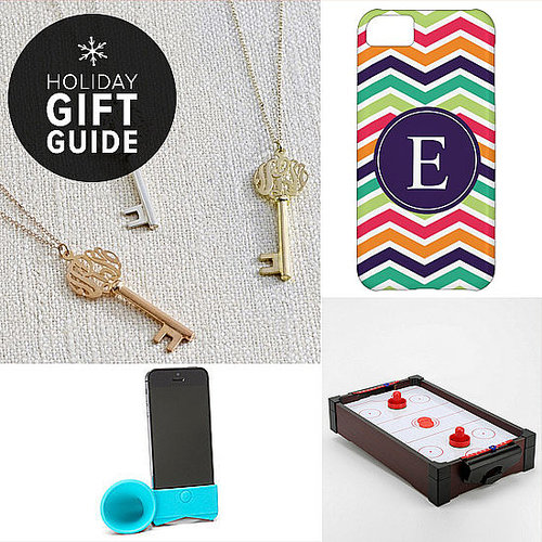 When it's time to give teens gifts, it's easy to write a check and call it a day. While they'll love the money, opening a card is not nearly as exciting as unwrapping a gift. From iPhone accessories to must-have fashion pieces, POPSUGAR Moms has presents that will please even the pickiest teens.
