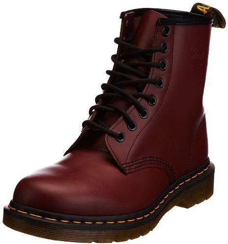 Yes, Dr. Martens have been around forever, but they've been making a serious resurgence in recent years. They're incredibly easy to recognize and built to last. It's probably best to stick with the classic boot ($60-$140), but it could be fun to get creative with your color choice. — Ryan Roschke, editorial assistant
