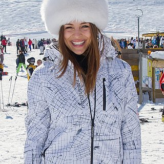 Stylish Skiing Attire