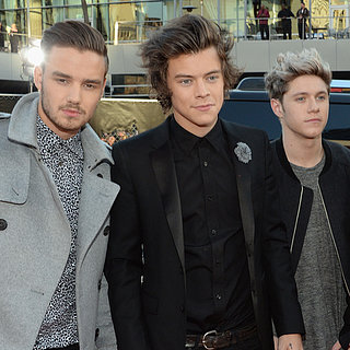 One Direction at the American Music Awards 2013