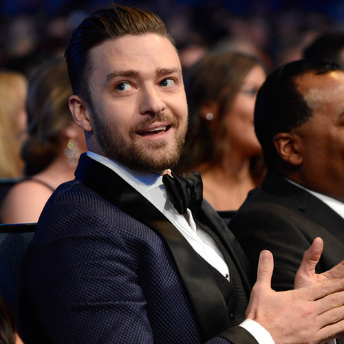 Justin Timberlake at the AMAs 2013