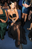 AMAs Icon Rihanna Reveals Her Sexy Show Look