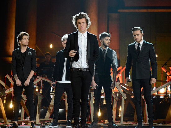 One Direction Brings British (and Irish) Style to the AMAs