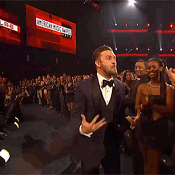 Justin Timberlake Does Taylor Swift Surprise Face