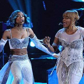 TLC American Music Awards Performance With Lil Mama