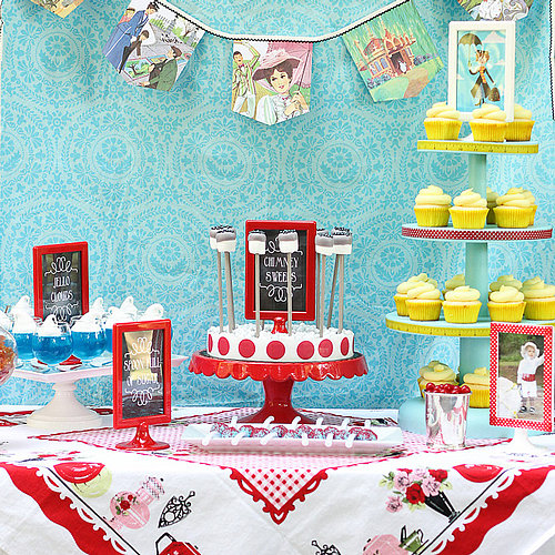 Mary Poppins Birthday Party Ideas