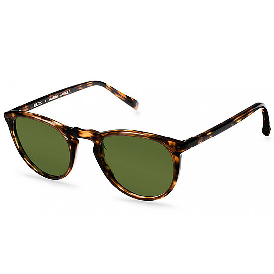 Beck x Warby Parker