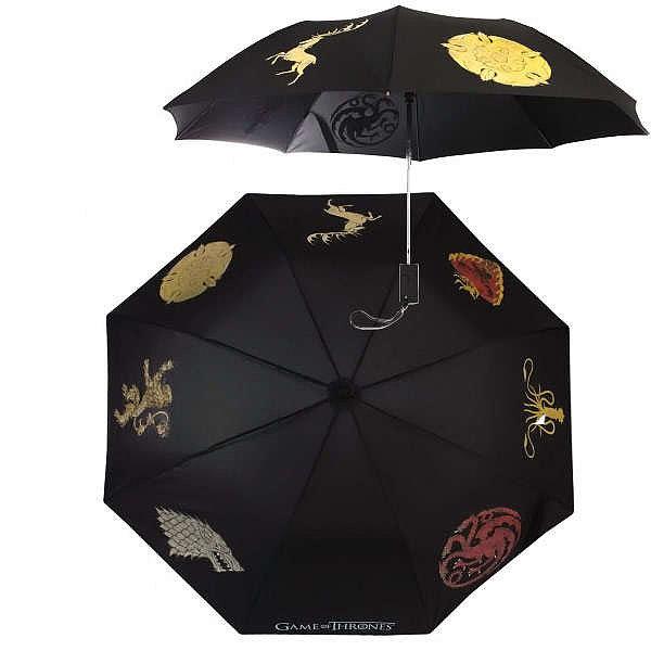 Game of Thrones House Sigil Umbrella ($35)