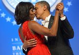 The Obamas only had eyes for each other during the Inaugural Ball.