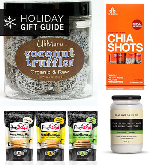 Stocking Stuffers For Health-Food Nuts