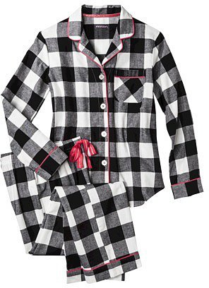 Xhilaration® Juniors Flannel Pajama Set - Assorted Patterns/Colors