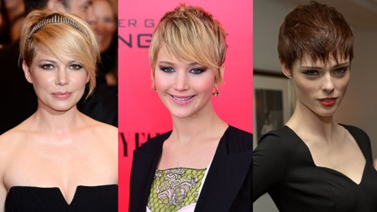 The Perfect Short Cut For Your Face Shape