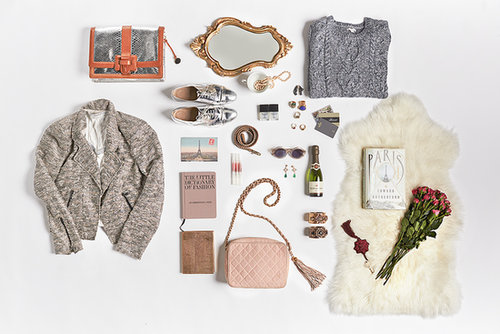 Metallic Holiday Gift Guide 2013