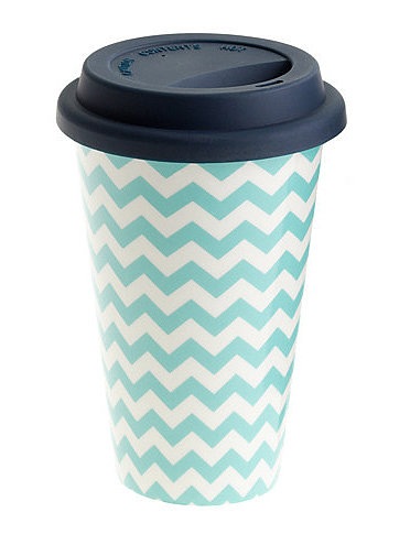 Many of us will be running around this holiday season, so why not stay well caffeinated? This adorable J.Crew coffee cup ($17) is a great gift for your friend on the go who needs their morning jolt that they might be too busy to enjoy at home. Help them start their day off the right way. — Lisa Sugar, editor in chief