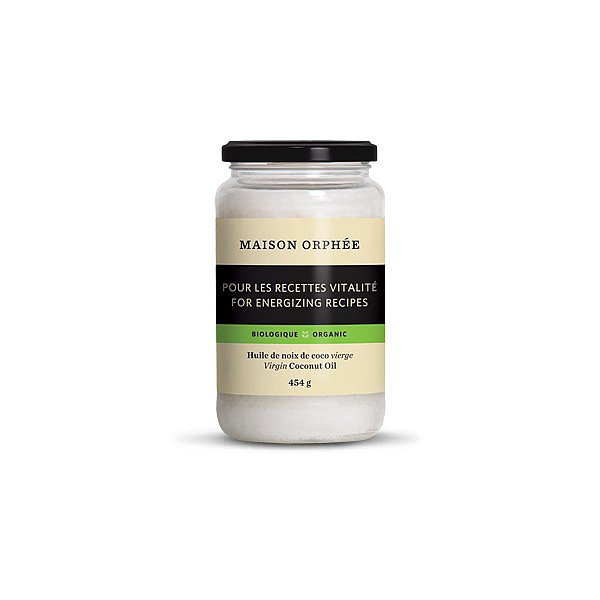 Maison Orphee Virgin Coconut Oil