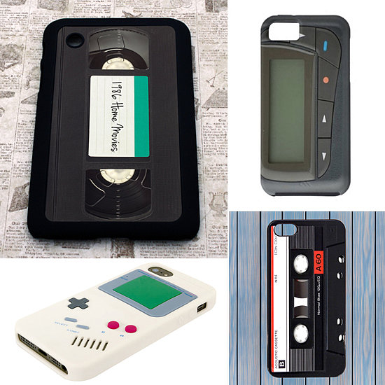 Go Back to the Future With Throwback Tech Cases