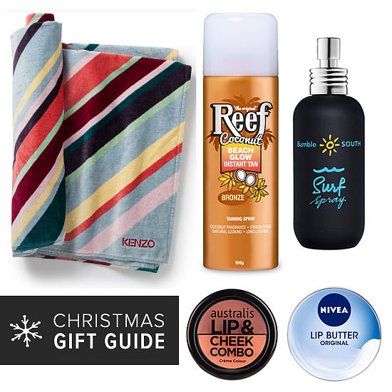 2013 Christmas Gift Guides: For the Beach Babe