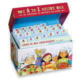 My A to Z Recipe Box