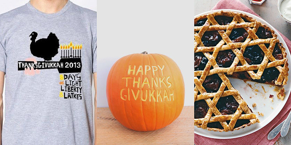 Pin-spiration! 5 Boards to Follow For Last-Minute Thanksgivukkah Inspiration
