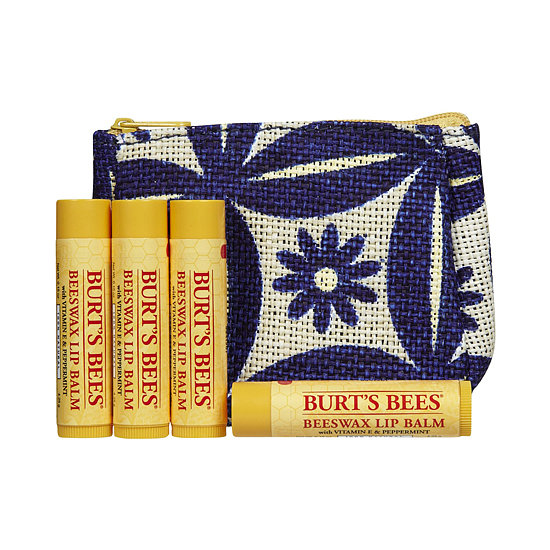 Burt's Bees's lip balms are great gifts for both women and men, so give the man in your life the Burt's Bees Beeswax Bounty Classic ($10), and borrow it whenever you want.