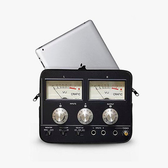 Amplifier iPad Sleeve