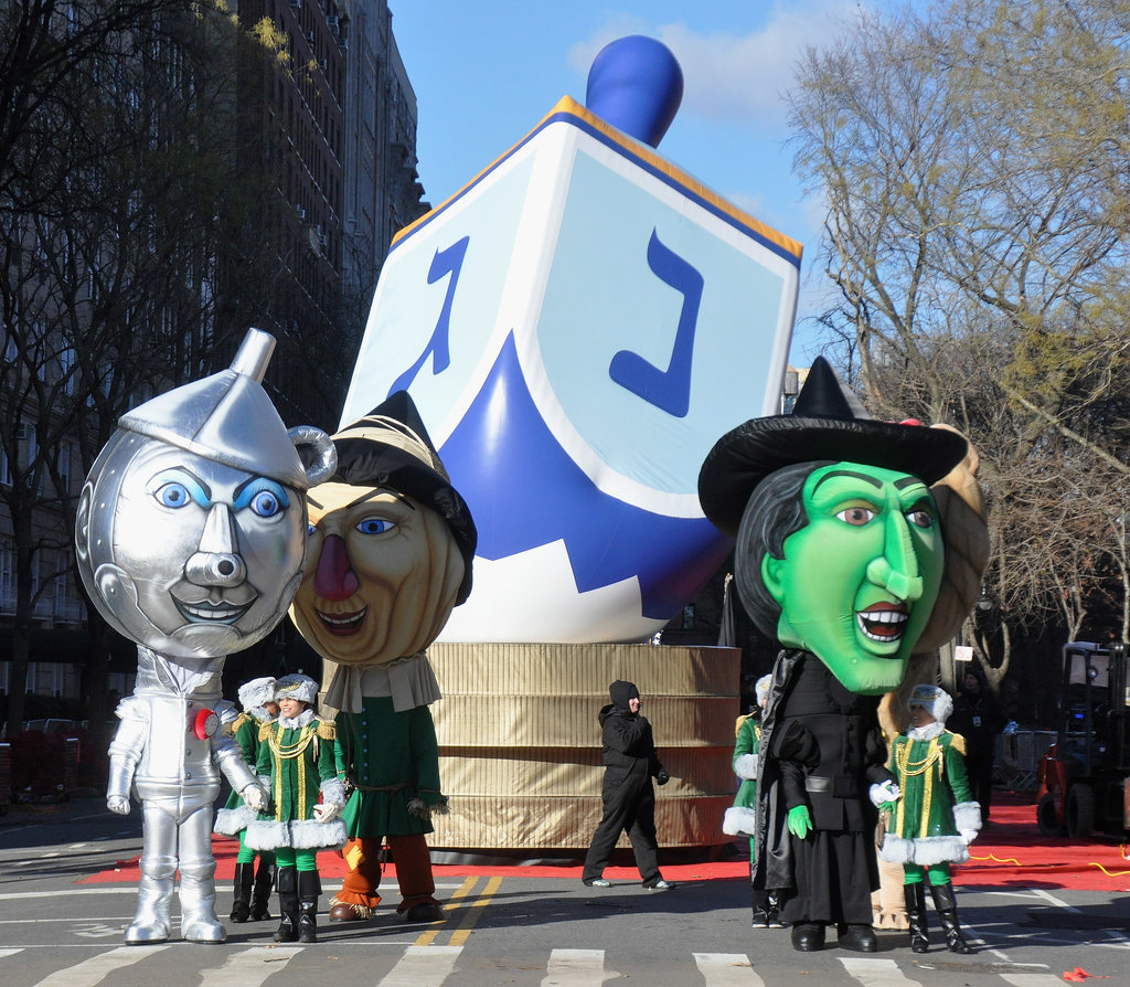 The Best Photos From the Thanksgiving Day Parade