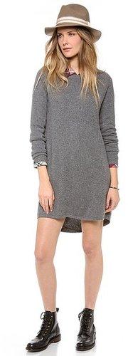 360 sweater Zana Sweater Dress