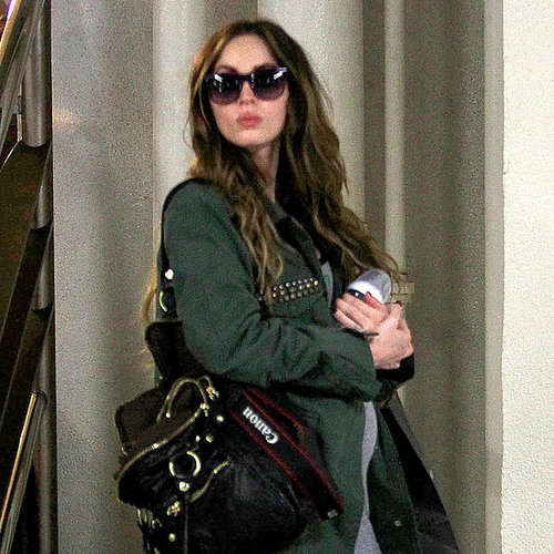Megan Fox Second Baby Bump Pictures in LA