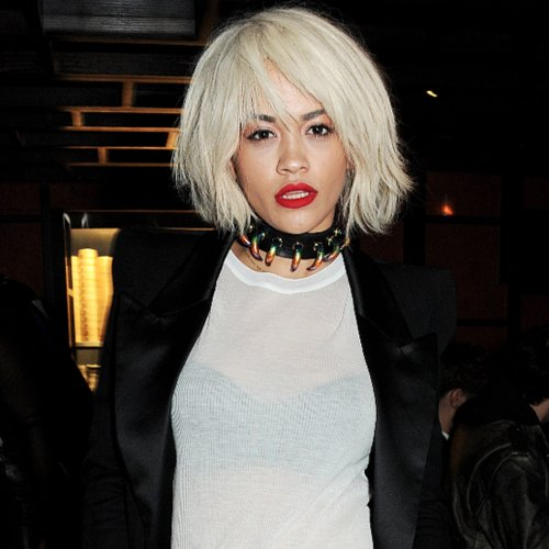 Rita Ora's Short Haircut | November 2013