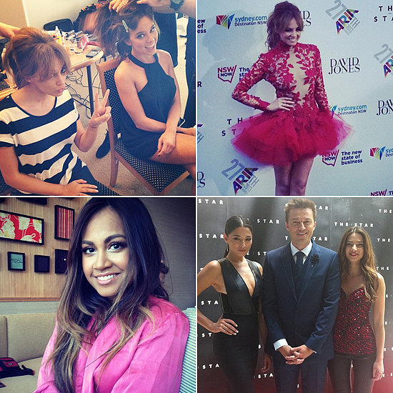 Backstage and Behind the Scenes: All the Stars at the 2013 ARIA Awards!