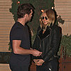 Lara Bingle and Sam Worthington Shopping in LA Pictures