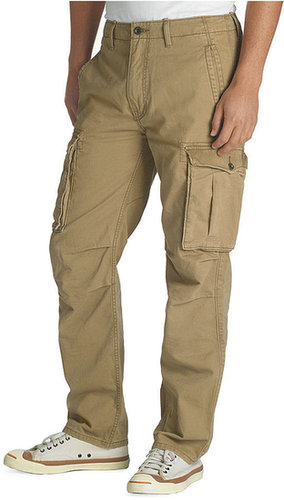Levi's Pants, Ace Cargo Relaxed Fit Pants in Harvest Gold
