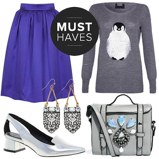 Gift Yourself With December's Fashion Must Haves