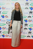 Franca Sozzani at the Children For Peace Benefit Gala.