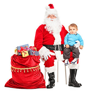 Santa Visits For Autistic Kids