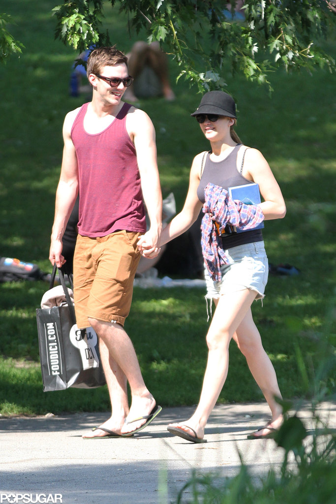 In August, Jennifer Lawrence and Nicholas Hoult took a PDA-filled stroll in Montreal, Canada.