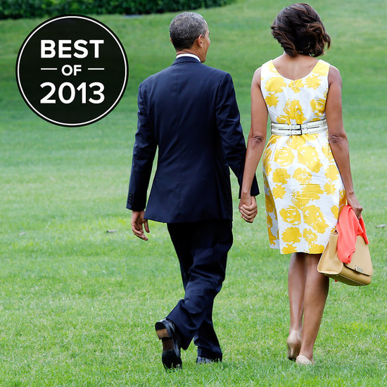 How the Obamas Showed Off the Sweet Side of Politics This Year