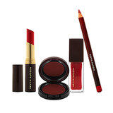 Red lipstick is synonymous with the holidays, and Kevyn Aucoin's Lips Well Red set ($79) makes it easy to achieve a highly glamorous look.