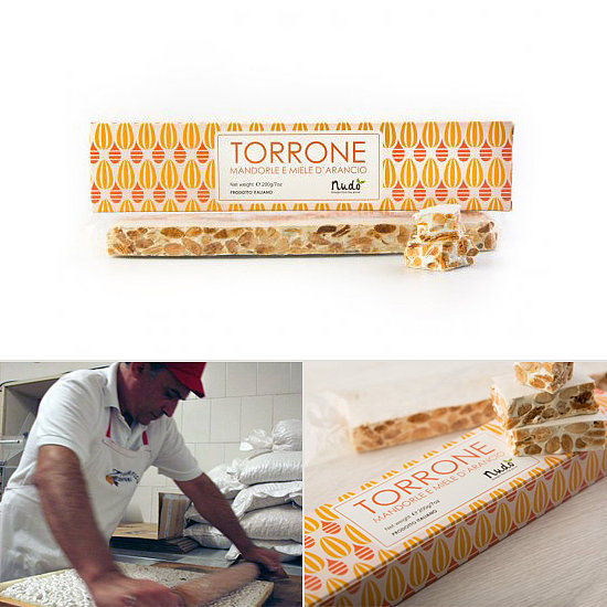 Nudo's Orange Honey and Almond Torrone