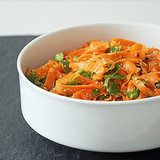 Easy: Spicy Sesame Carrot Salad